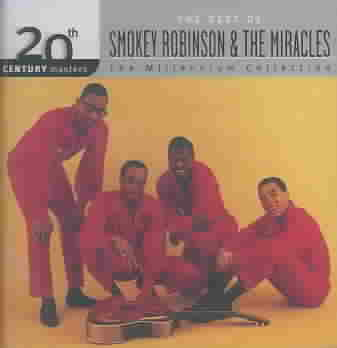 20TH CENTURY MASTERS:MILLENNIUM COLLE BY ROBINSON,S/MIRACLES (CD)